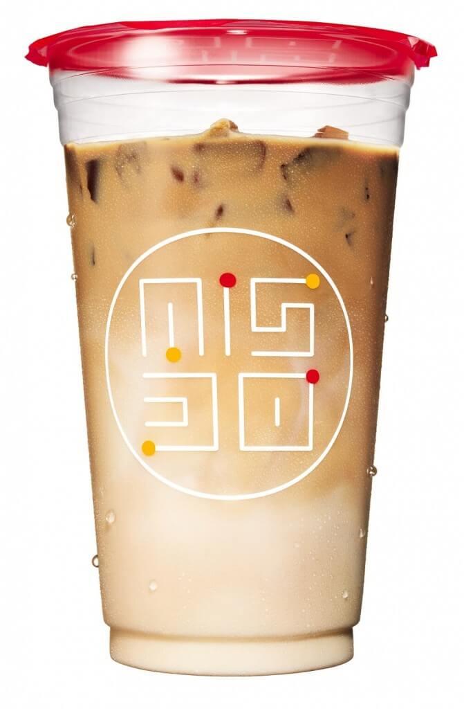 ミスタードーナツの『ダブル氷コーヒー』