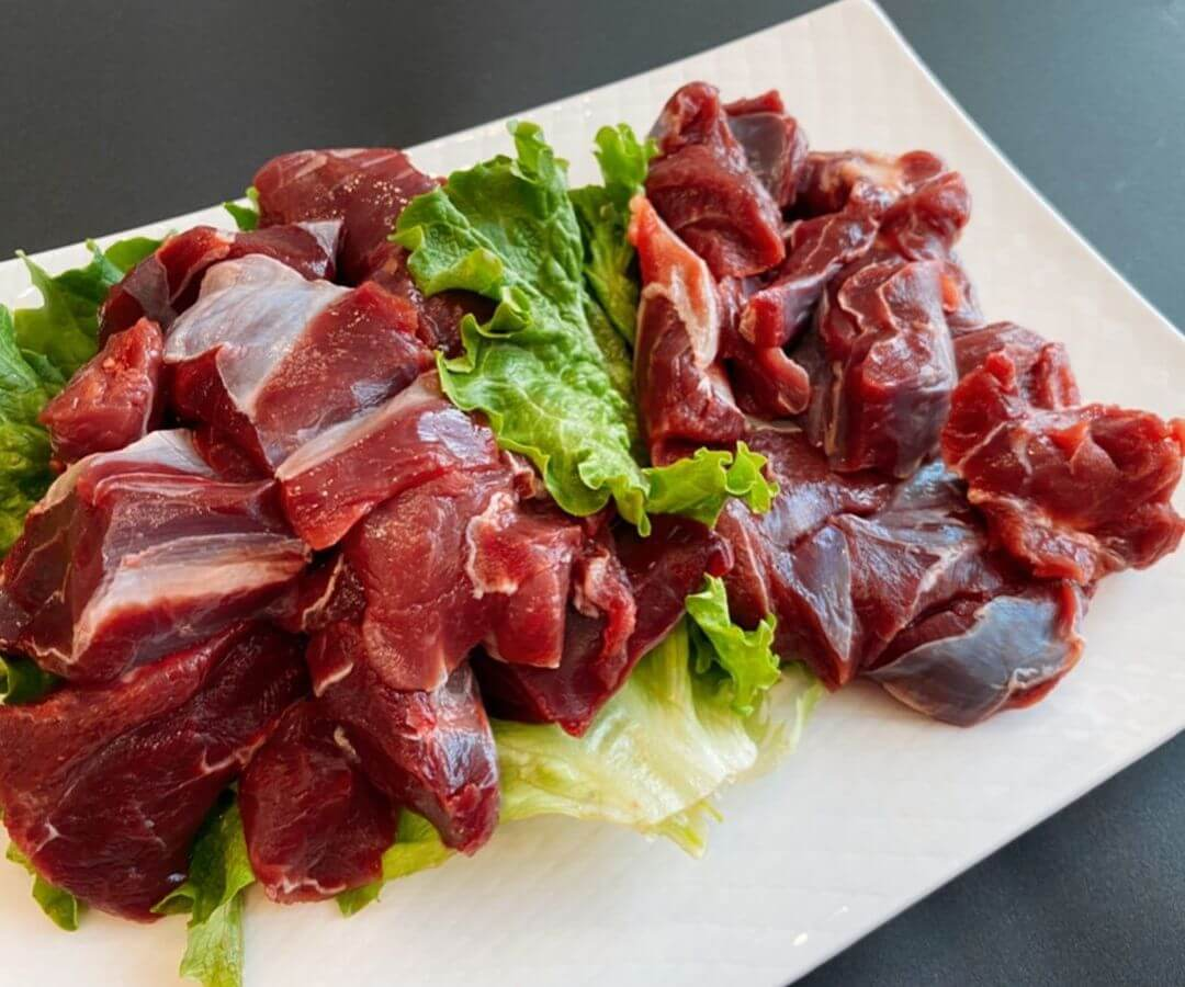 DEERMEETのエゾシカ肉