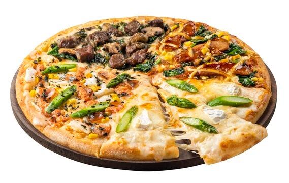 ドミノ・ピザの『クワトロ・ニッポン』