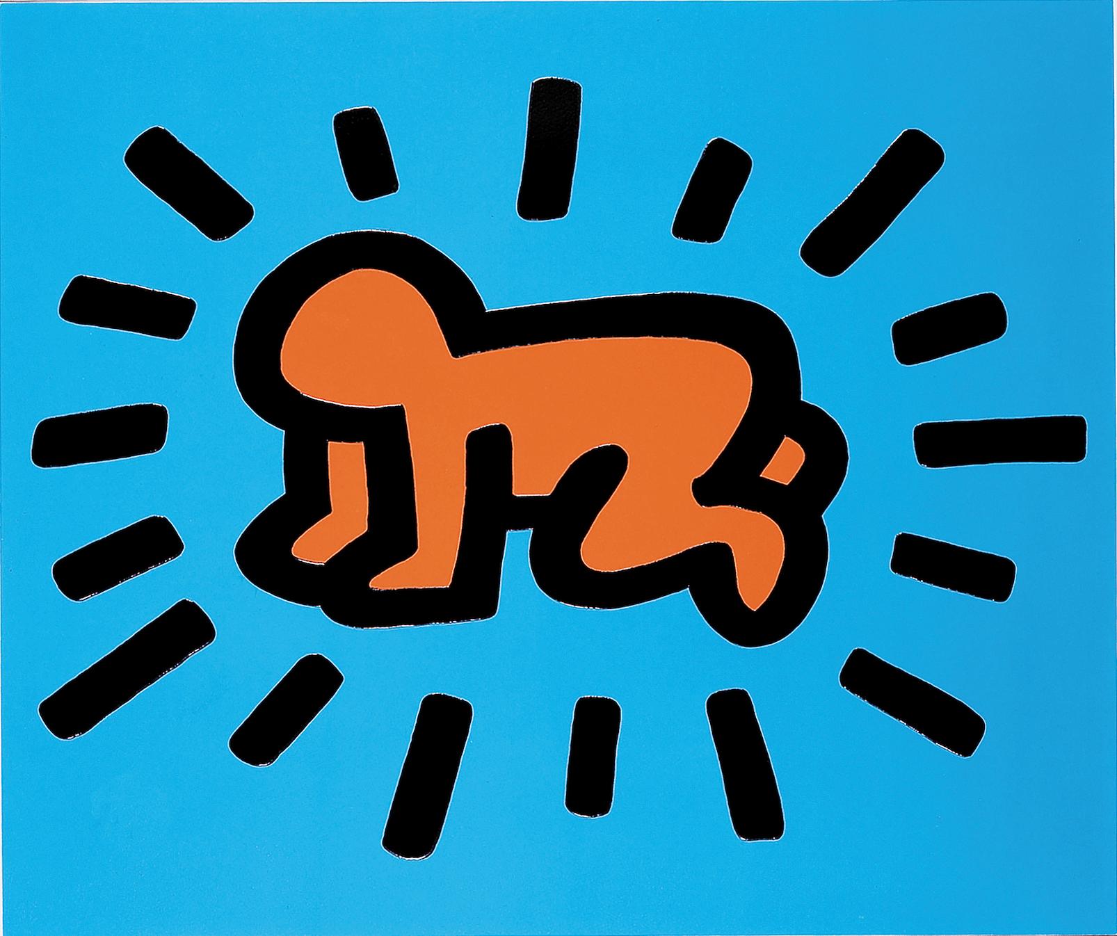 アート×コミュニケーション=キース・へリング展の作品