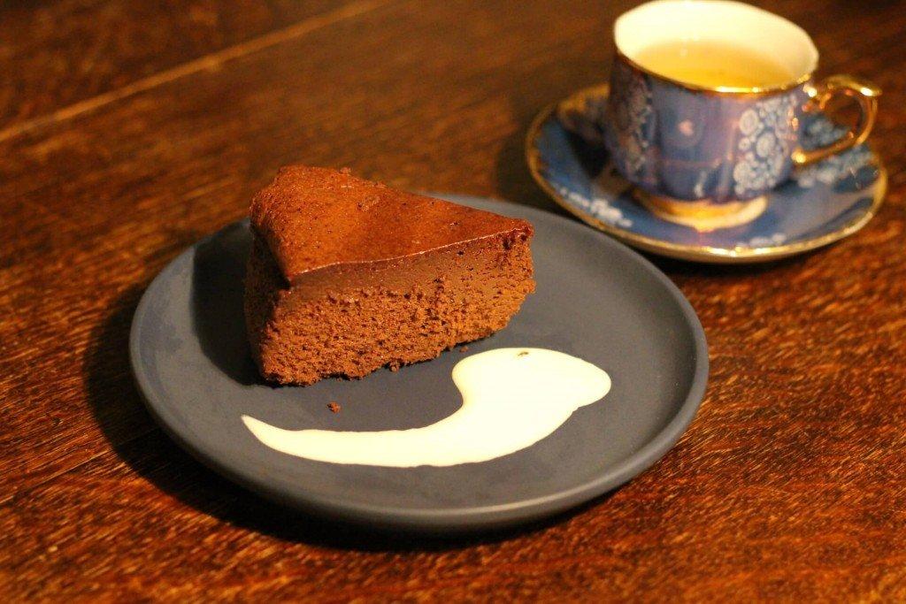 夜カフェ怜-Toki-のケーキ
