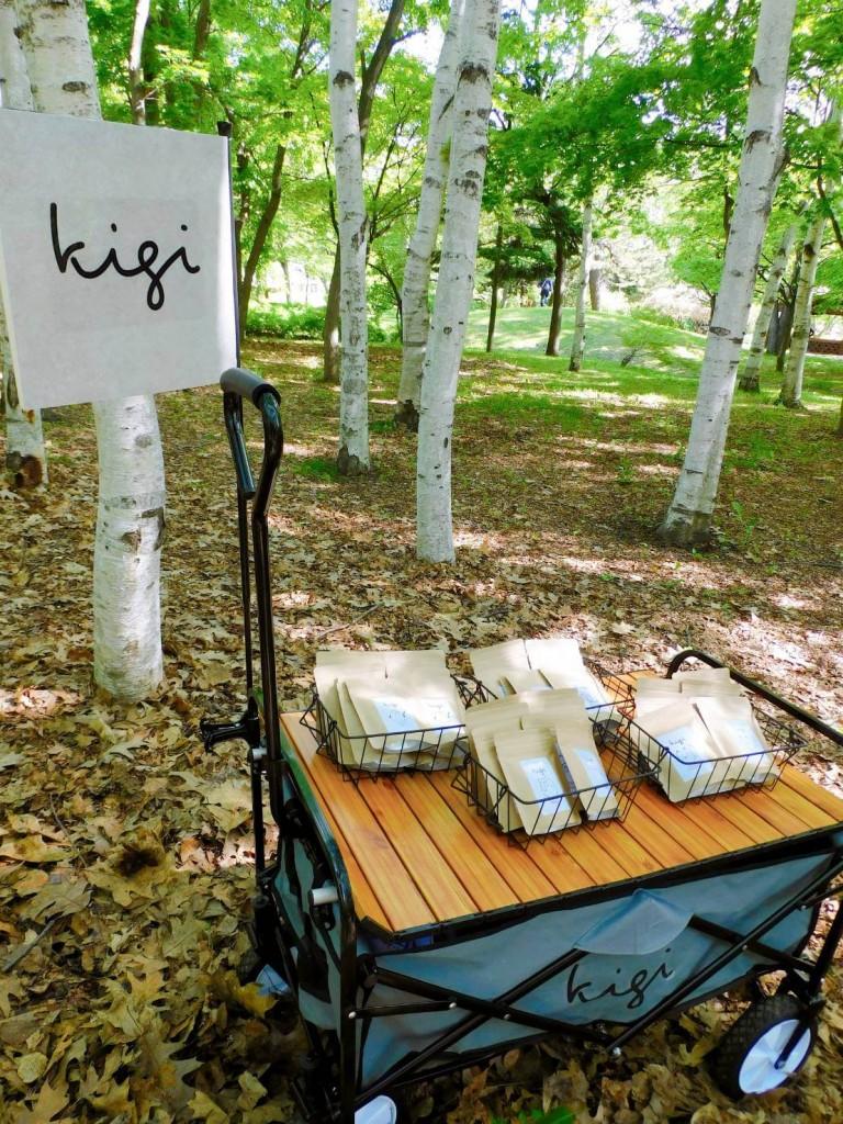 森のバタースコッチ kigiのバタースコッチキャンディ