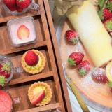 南2西8にあるテンザホテル&スカイスパ・札幌セントラルが朝食ビュッフェ『いちごフェア』を5月31日(月)まで開催中!