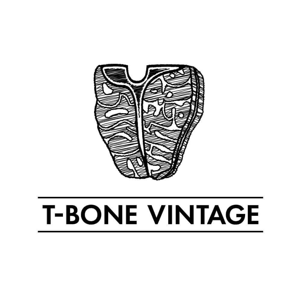 T-BONE VINTAGE(Tボーンヴィンテージ)のロゴ