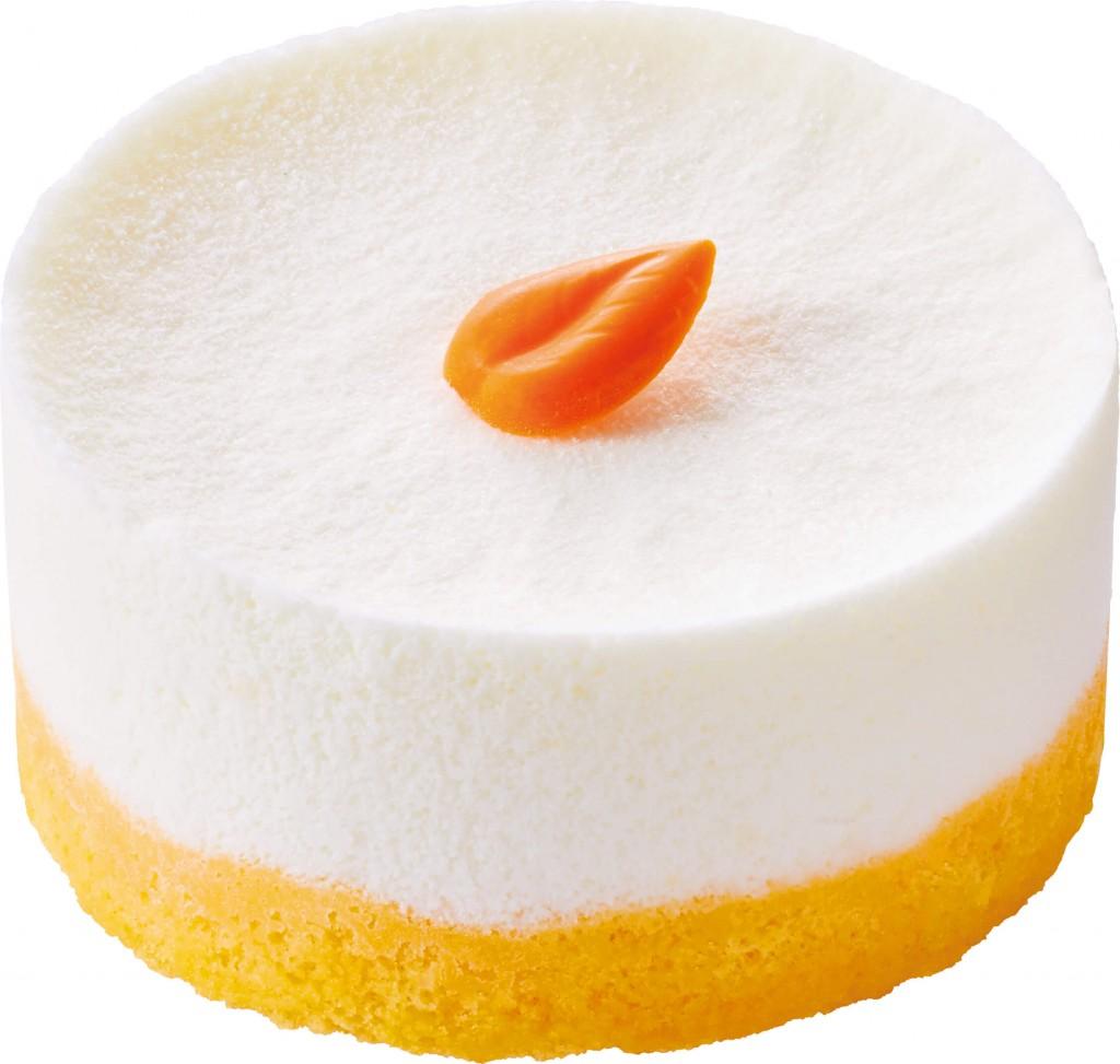 コメダ珈琲店の『口どけオレンジ』