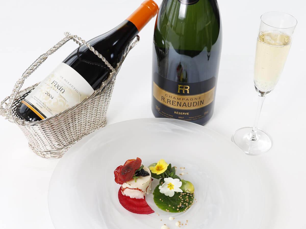 札幌プリンスホテルの『母の日企画』-フランス料理 トリアノン