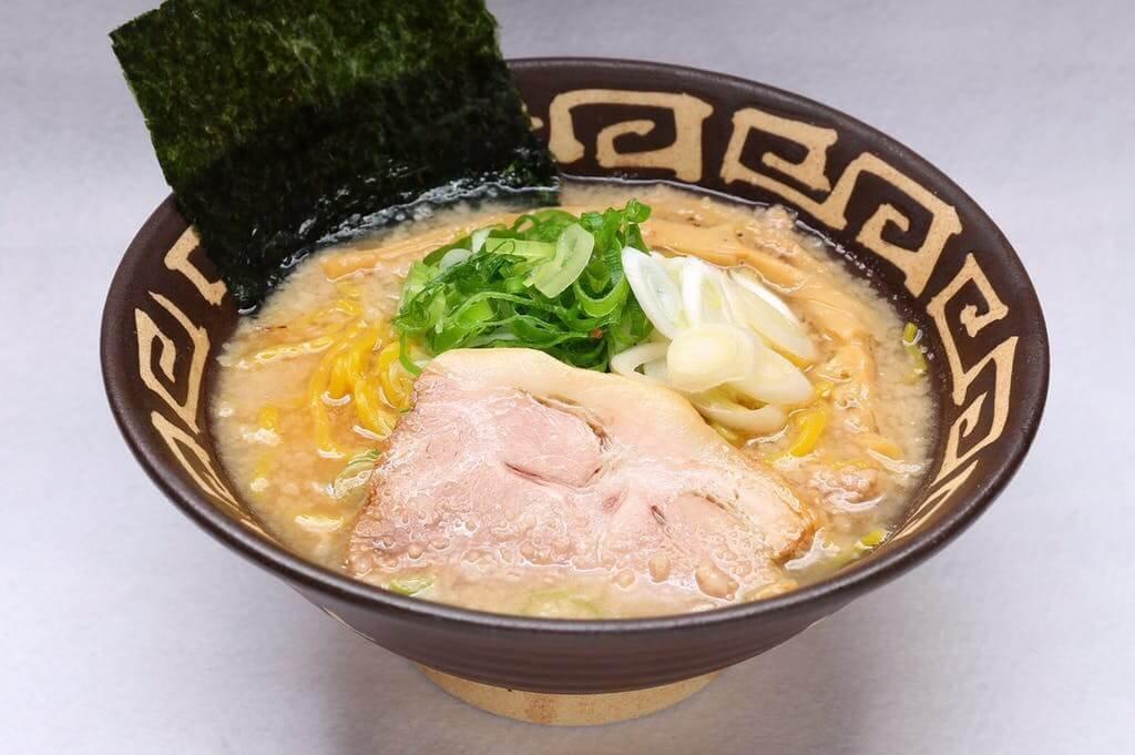 麺恋佐藤のラーメン