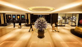札幌グランドホテルの館内
