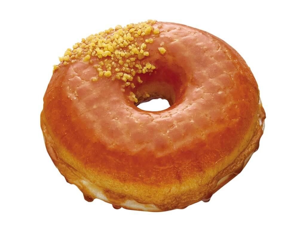 ミスタードーナツの『メープルリング』