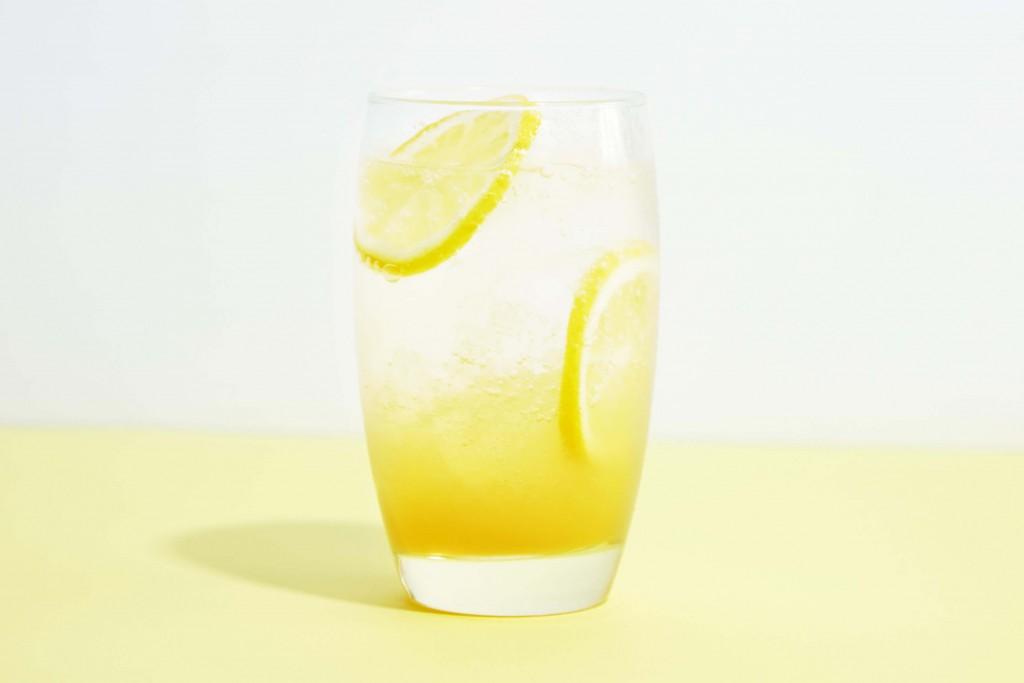 J.S. PANCAKE CAFEの『レモンフェア』-レモンゼリーレモネード