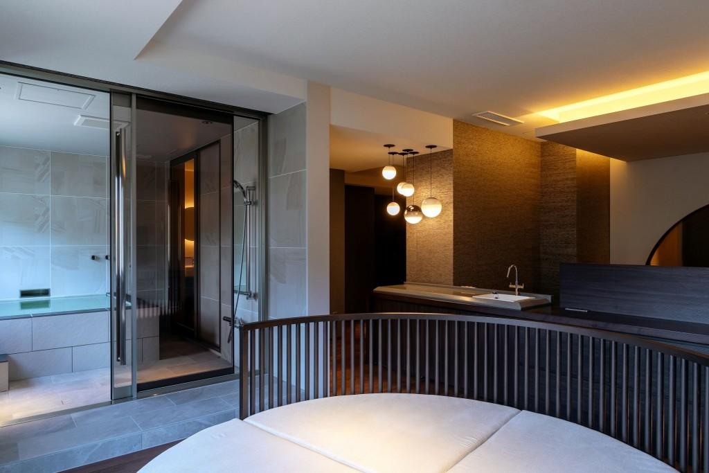 章月グランドホテルの客室「プレミアムルーム」
