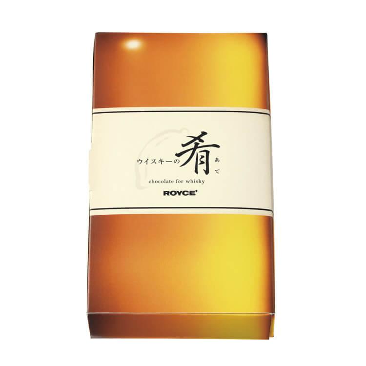 ロイズの『ウイスキーの肴(あて)』-パッケージ