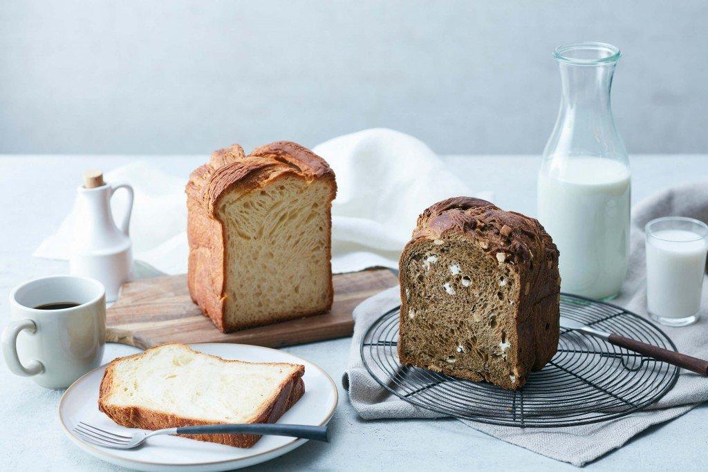 BOUL'ANGE 高級食パン『クロワッサン食パン』