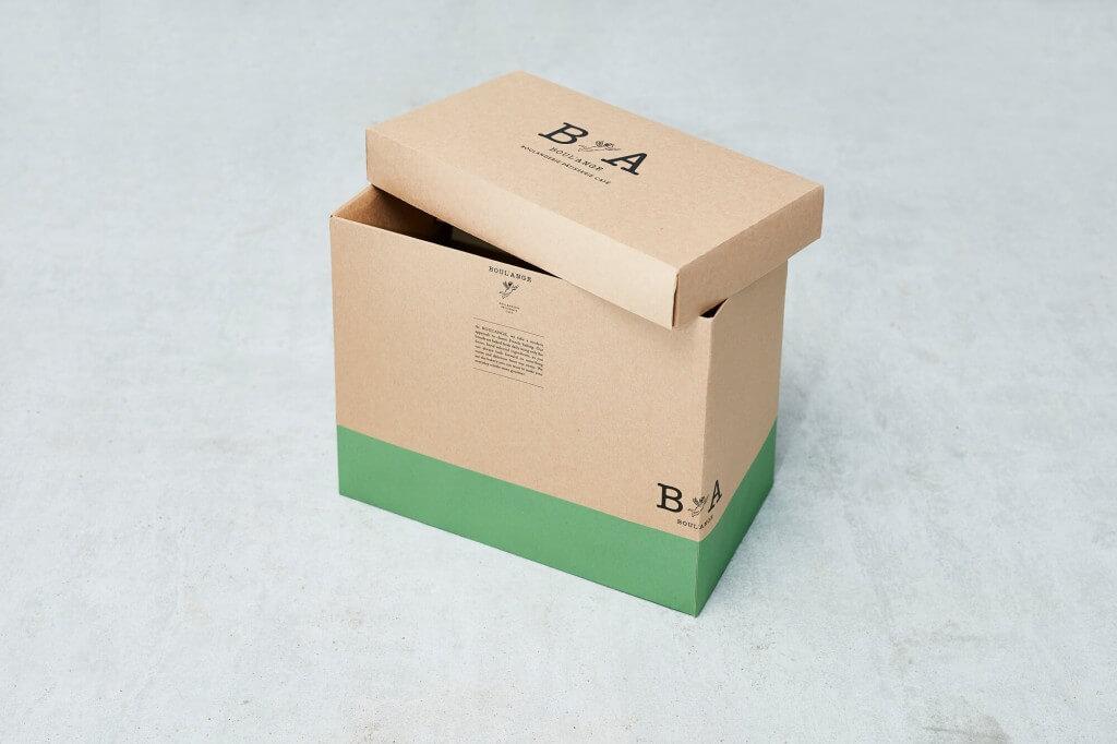 BOUL'ANGE 高級食パン『クロワッサン食パン』-オリジナルギフトBOX