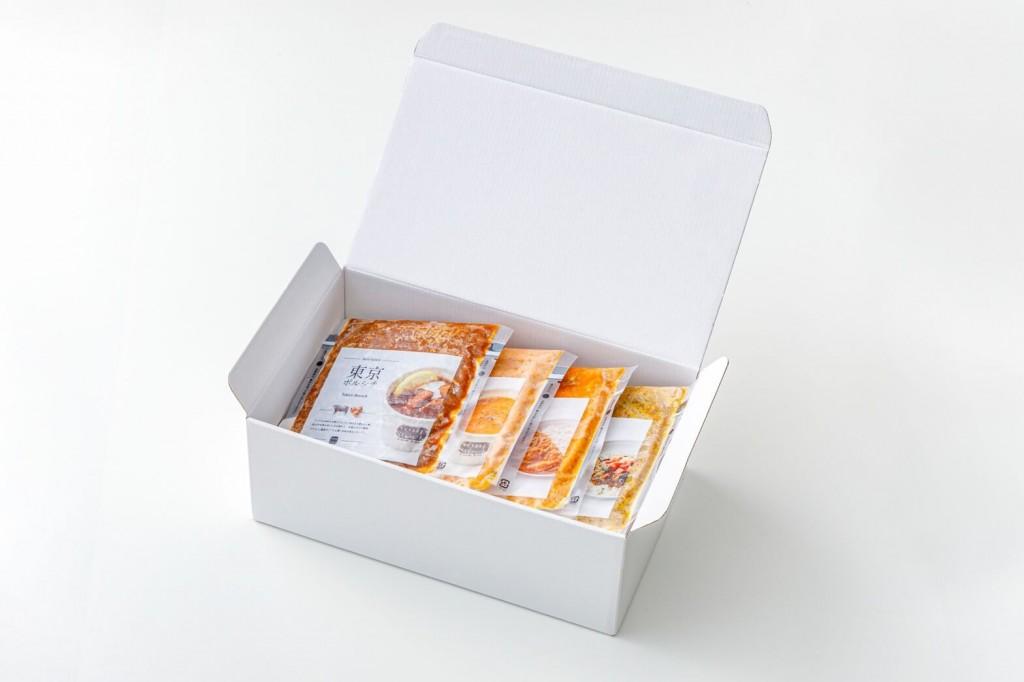 スープストックトーキョーの『父の日のスープギフト』-ギフト箱