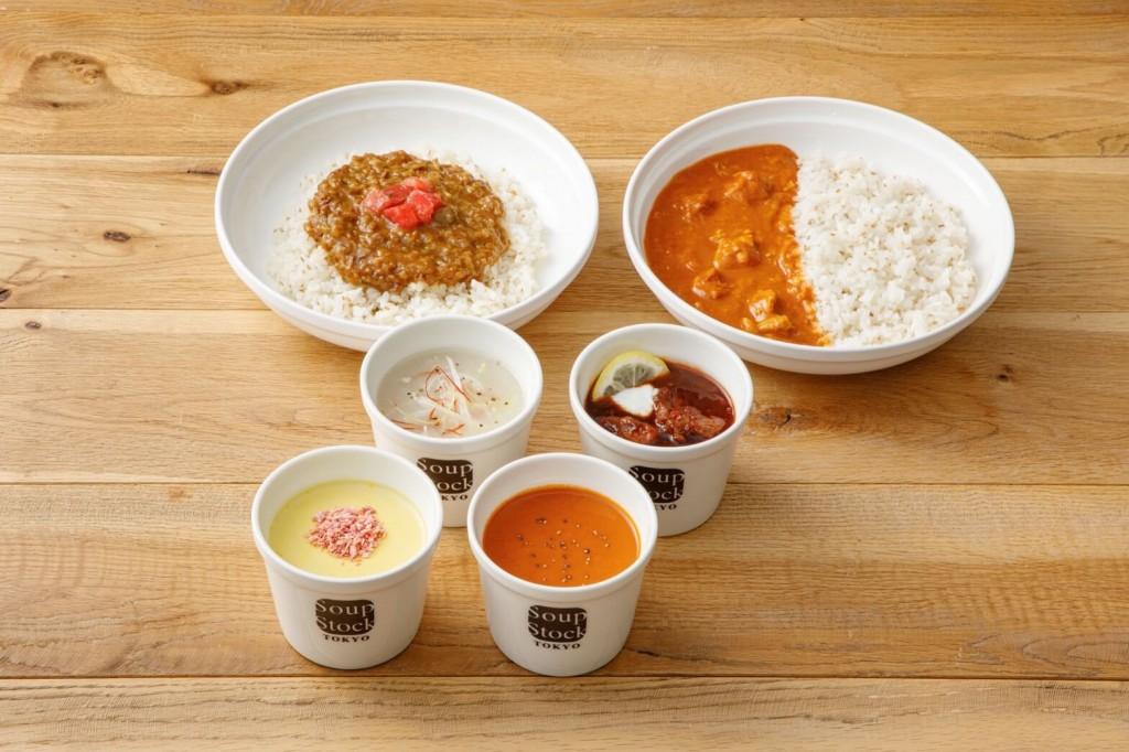 スープストックトーキョーの『父の日のスープギフト』-【冷凍】父の日6スープ・カレーセット
