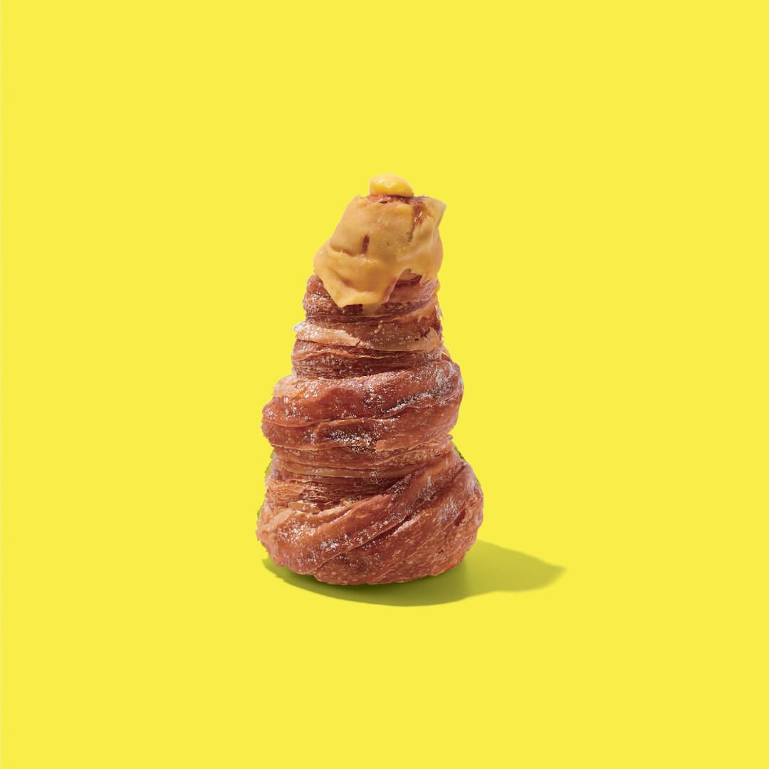 BOUL'ANGE(ブール アンジュ)の『マンゴークリームのモンブラン』