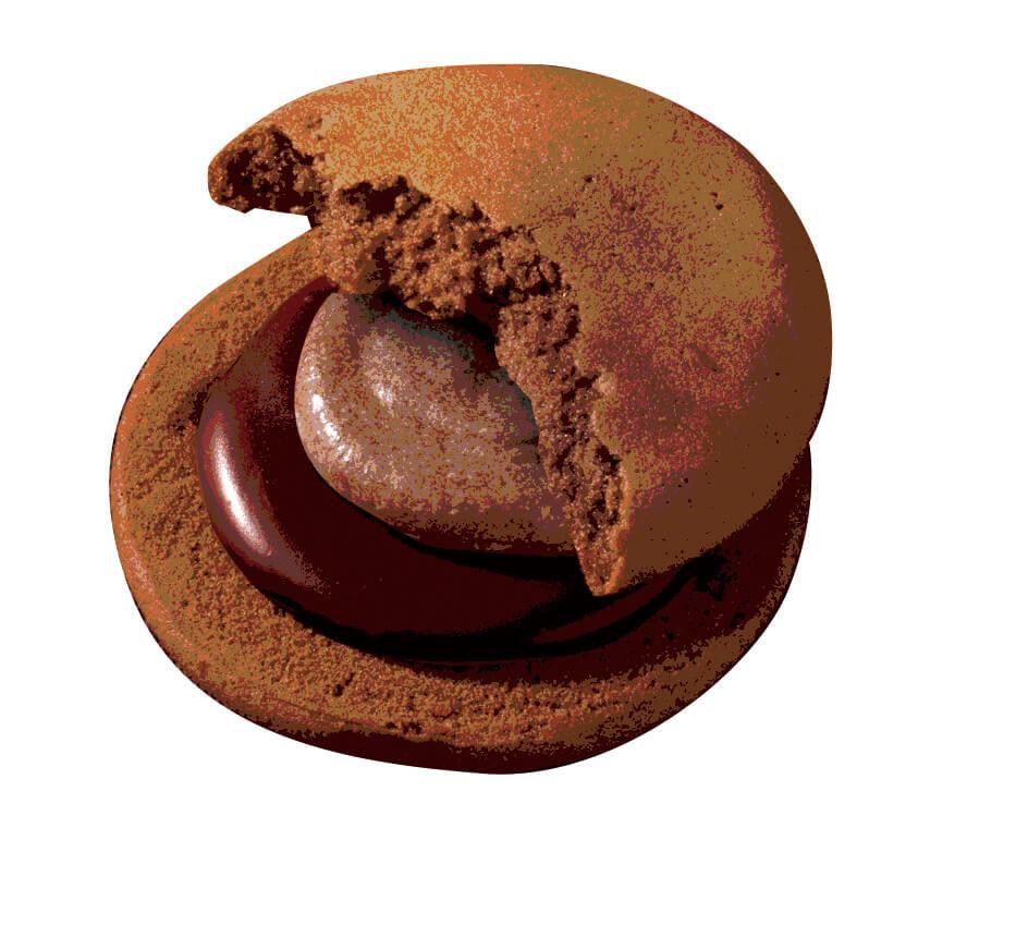 『ハーシーチョコケーキ』