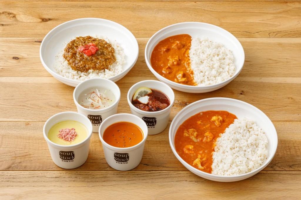 スープストックトーキョーの『父の日のスープギフト』-【冷凍】父の日8スープ・カレーセット