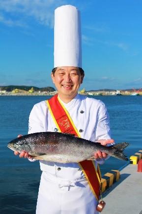 京王プラザホテル札幌洋食料理長 成田公洋