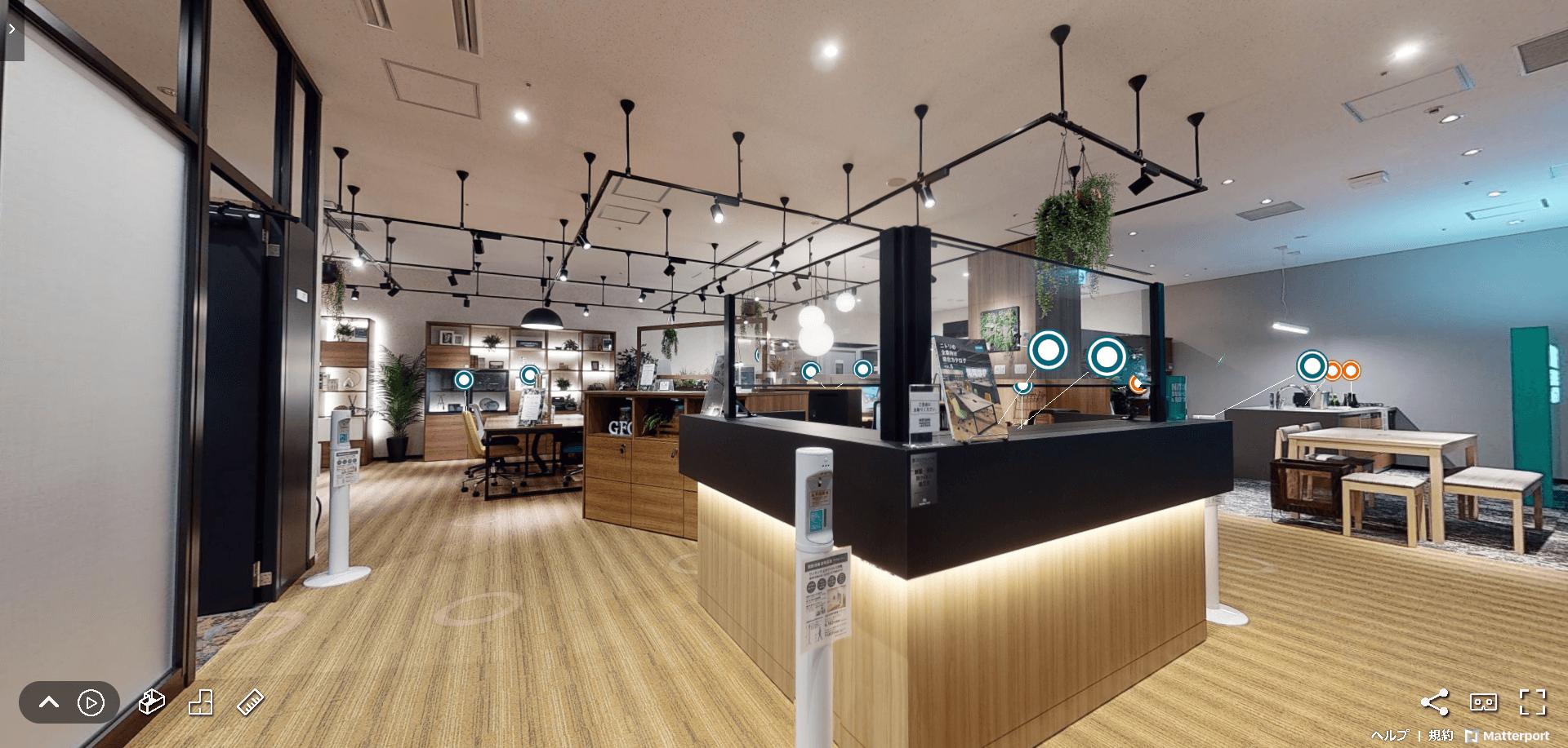 ニトリ-ニトリビジネス&リフォーム グランフロント大阪