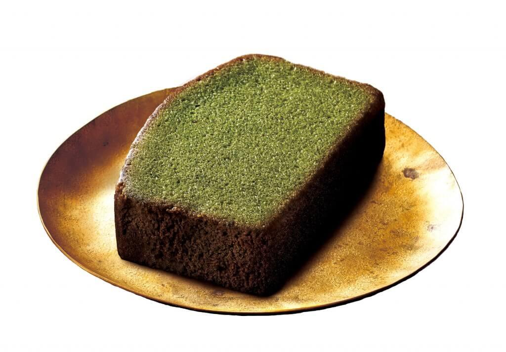 ファミリーマートの『抹茶のパウンドケーキ』