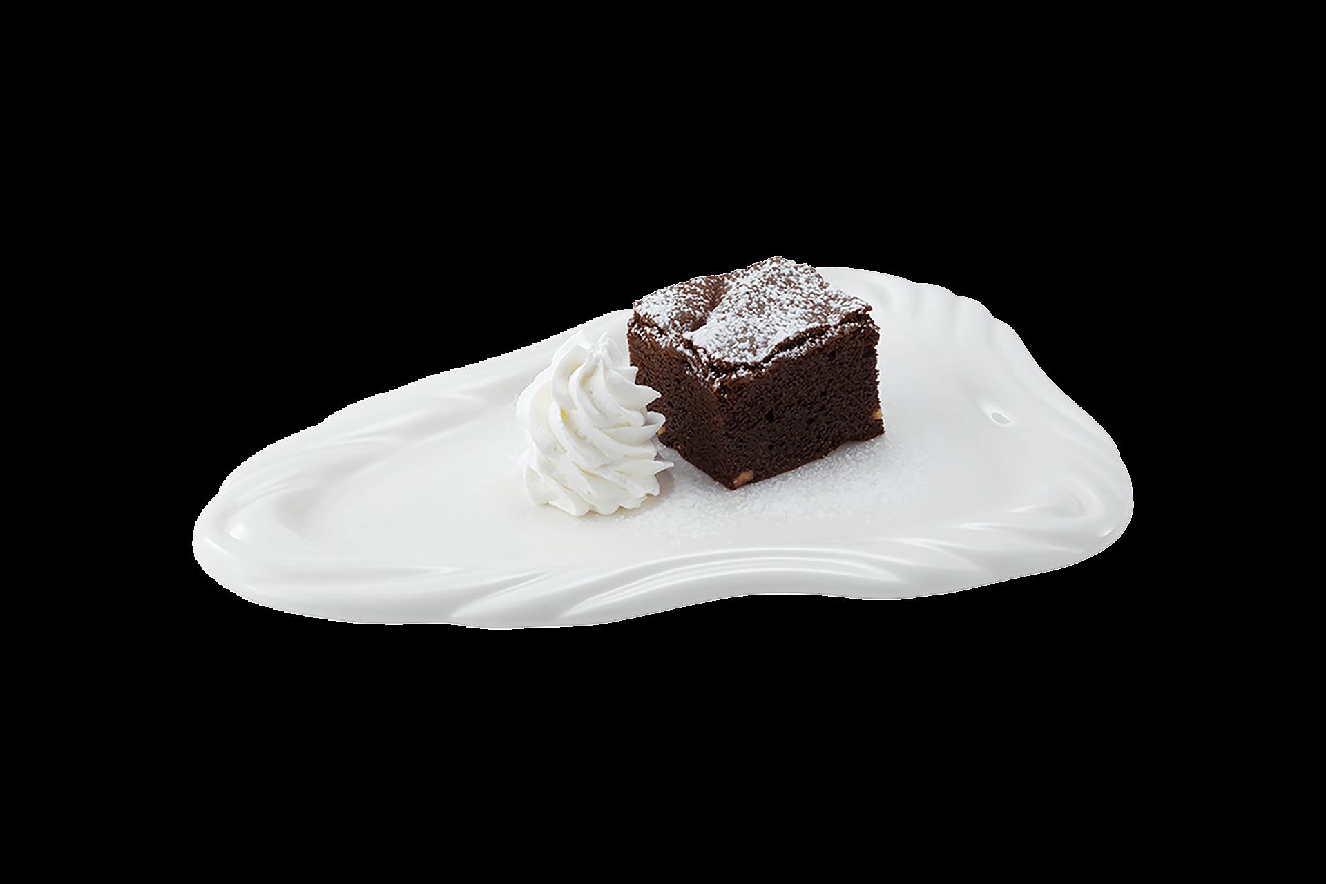 びっくりドンキーの『しっとりクラシックチョコケーキ』