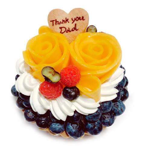 カフェコムサの『父の日 手作りケーキキット』