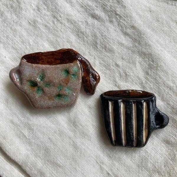 〈渡部里紗〉陶器