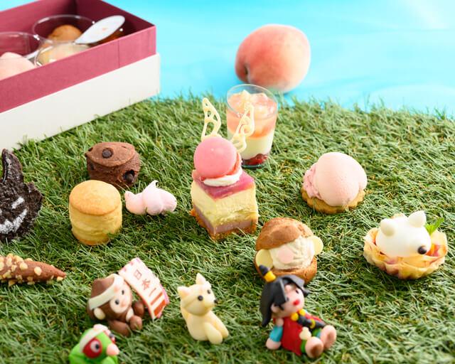 ANAクラウンプラザホテル札幌の『自宅で楽しむアフタヌーンティー!スイーツボックス』
