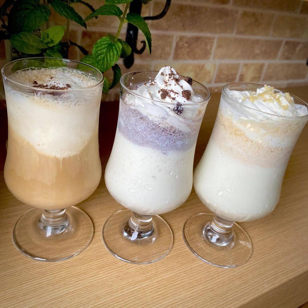 cafe melt.(カフェメルト)の『フラッペ』