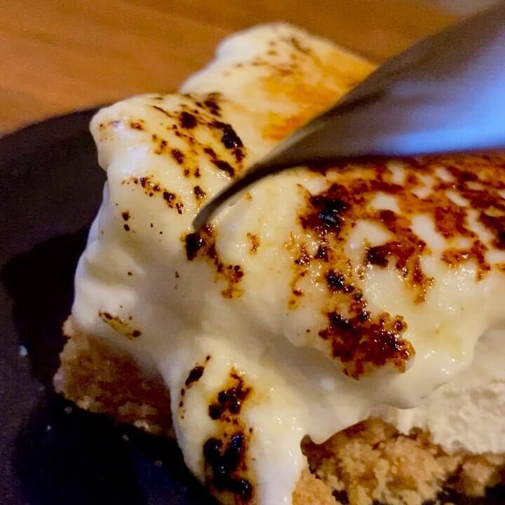 cafe melt.(カフェメルト)の『メルトチーズケーキ』