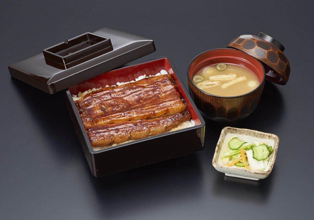 北海道生まれ和食処とんでんの『うな重』