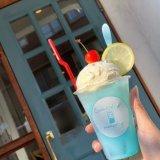 白石区にクリームソーダとワッフルのテイクアウト専門店『Cream&Waffle! moncozy(クリームアンドワッフル モンコジ)』が7月1日(木)より期間限定でオープン!