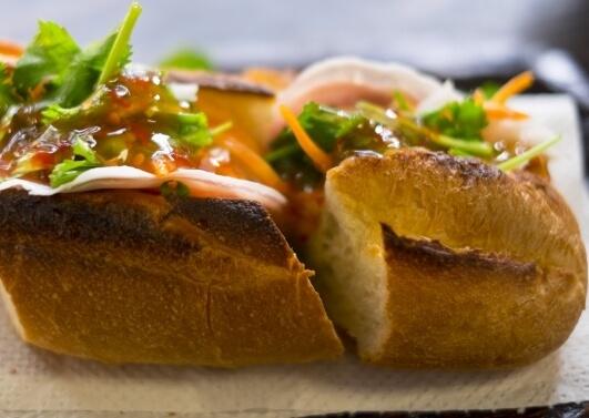 バインミー・ベトナム料理