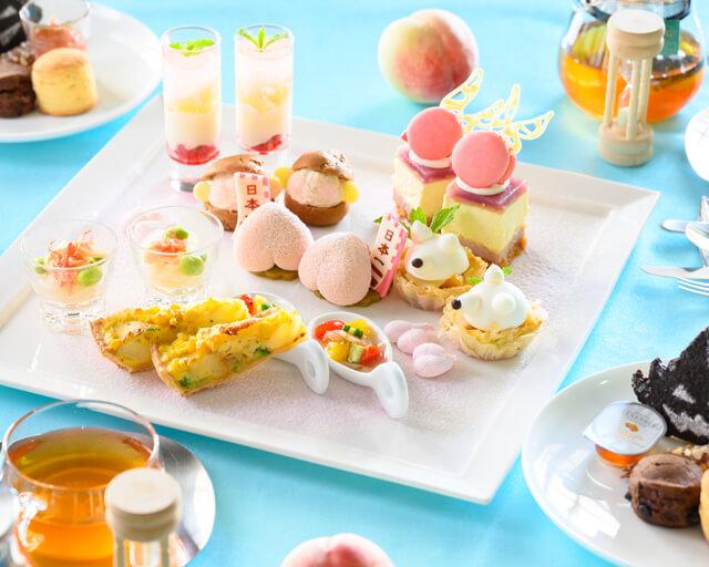 ANAクラウンプラザホテル札幌の『桃とお伽話(おとぎばなし)』