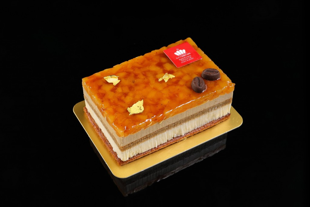 ショコラティエ マサールの『おふたりさま さっぽろレアチーズカフェ』