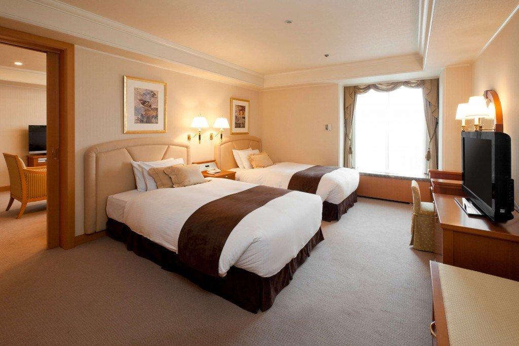 札幌グランドホテルのジュニアスイートルーム