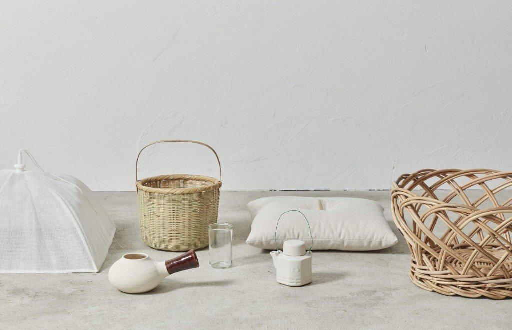 無印良品の企画展『Found MUJI日本の生活道具』
