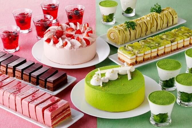 札幌東急REIホテルの『スイーツ&デリ ケーキバイキング』