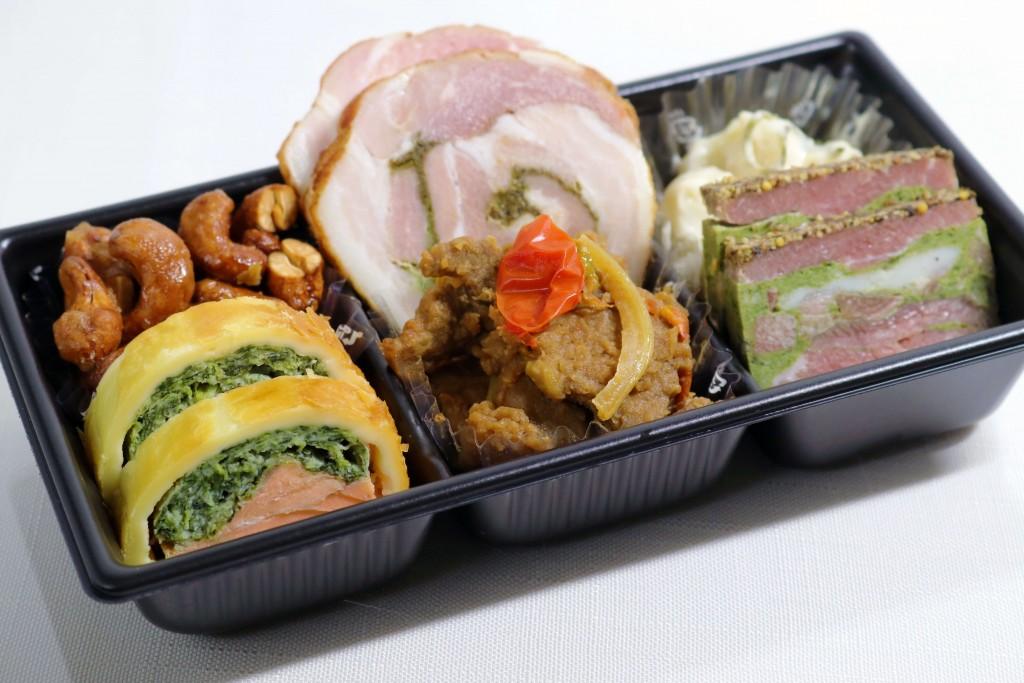 札幌パークホテルの『冷凍ミールキット』-ビールにあうおつまみ