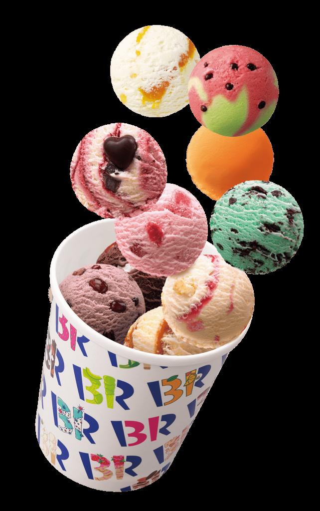 サーティワン アイスクリームの『ポップ10』