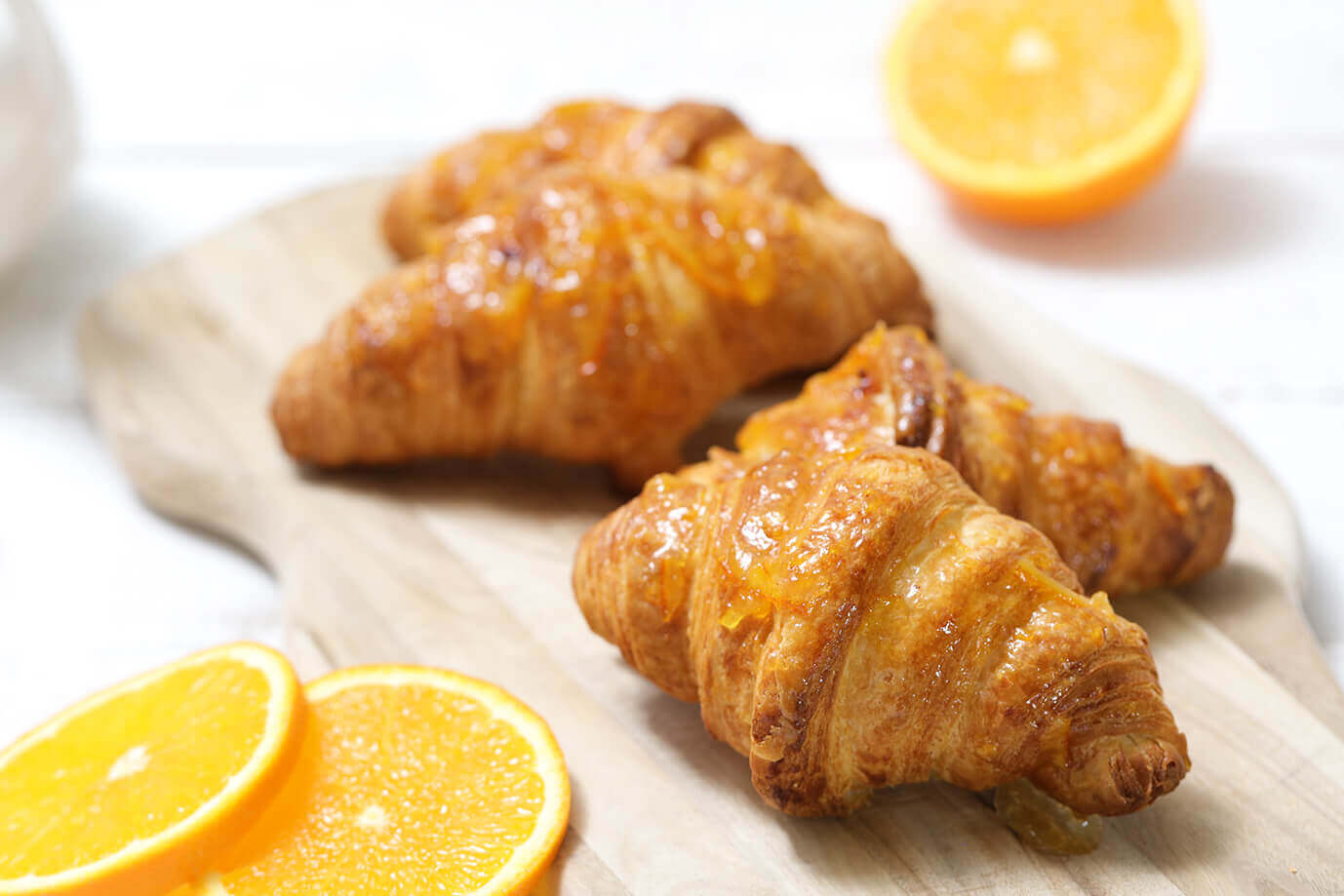 ハートブレッドアンティークの『ぜっぴん‼クロワッサン~オレンジ~』