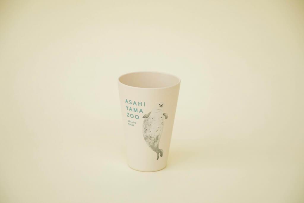 gelato pique(ジェラート ピケ)の『ASAHIYAMA ZOO COLLECTION』-gelato pique(ジェラート ピケ)の『ASAHIYAMA ZOO COLLECTION』-エコカップ各種