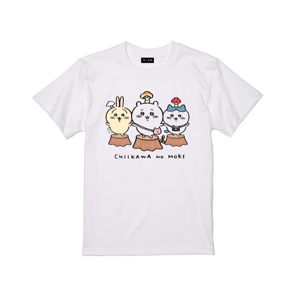 ちいかわの森 in 札幌パルコの『Tシャツ』