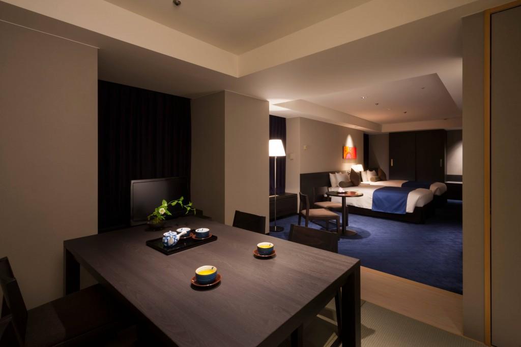 札幌グランドホテルのコンセプトルーム