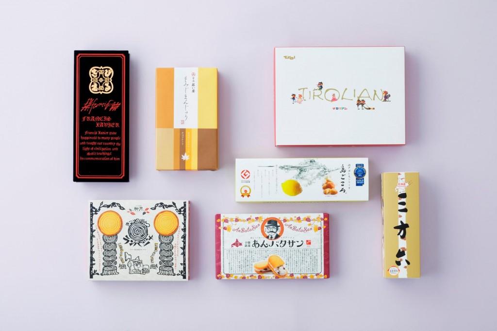 『MILKLAND HOKKAIDO 菓子フェス OTORIYOSE』-ご当地銘菓Ⓑセット