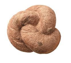 ミスタードーナツの『むぎゅっとドーナツ』-むぎゅっとドーナツ レーズンシナモン
