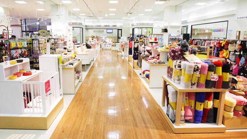 ペットタウン テン・テン アリオ札幌店