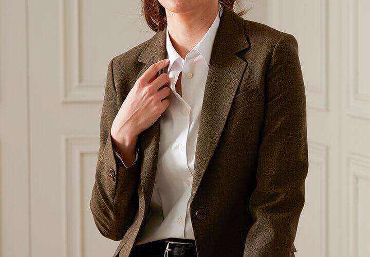 グローバルスタイルの『レディースオーダーシャツ』-オーダーシャツウィークリープラン